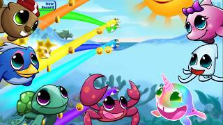 Sea Stars HD Gameplay Trailer ANDROID GAMES on GplayG