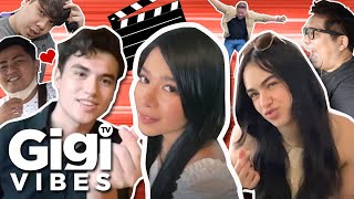 Gigi Vibes TV | Sakalam! Artista Na  Kami ! BTS  Gigi Vibes Music Video- Gigi Vibes TV -Vlog 6