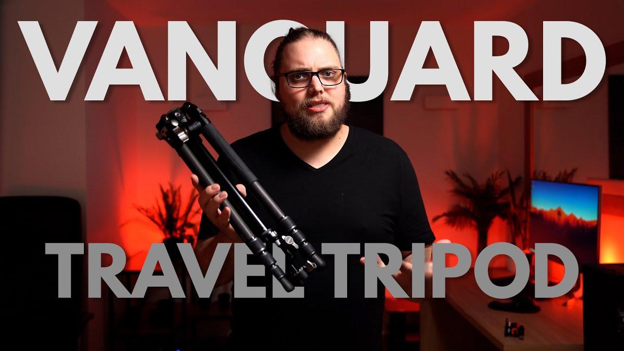 Vanguard VEO 3+ 264CB Tripod Review   Super Sturdy Travel Tripod