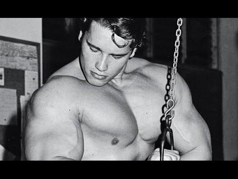 Arnold Schwarzenegger's exercises