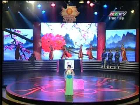 Nang Co Con Xuan - Van Trang (Duyen dang truyen hinh ASEAN 2011)
