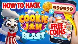 Cookie Jam Blast Hack - How to Hack Cookie Jam Blast Free Coins - Android & iOS screenshot 3
