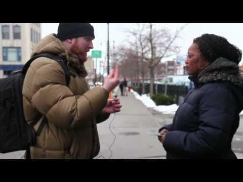 My Husband is Muslim! SHAHADA - John Fontain - The Deen Show - Street Da