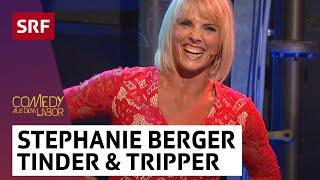 Stephanie Berger: Tinder & Tripper