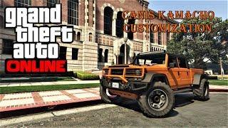 Grand Theft Auto 5 - Canis Kamacho Customization   Vehicle Showcase