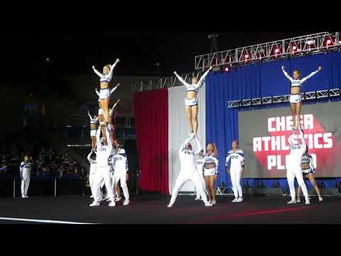 Cheer Athletics Wildcats 2018-2019 NCA North Texas Classic-UTA