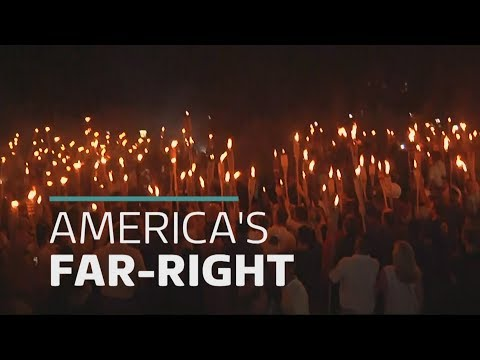 Why is America's far-right growing in confidence?