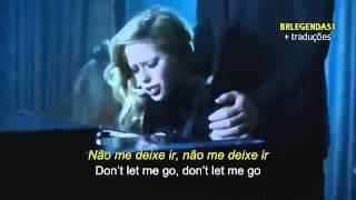 Avril Lavigne Let Me Go ft  Chad Kroeger (Official Video) Legendado (With Lyrics On Screen) HD