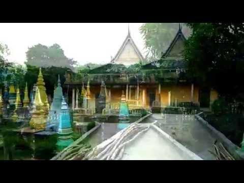 Chùa Tà Pạ - Tri Tôn - An Giang