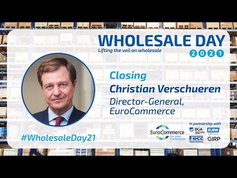 Closing by Christian Verschueren, Director-General, EuroCommerce