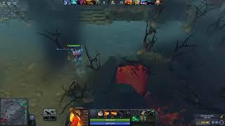 Dread's stream   Dota 2 - Phoenix / Dark Willow   11.09.2018