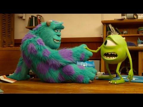 Monsters University trailers