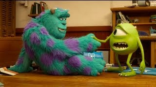 Monsters University Trailer 2
