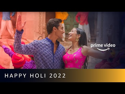 Happy Holi 2021 - Celebrate Every Colour Of Life With Amazon Prime Video