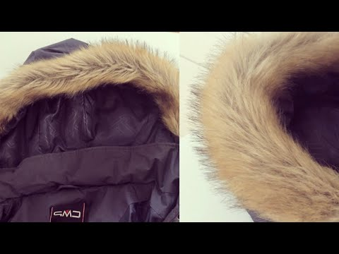 How to make your fur fluffy I Fellkragen wieder flauschig machen I Marina Si