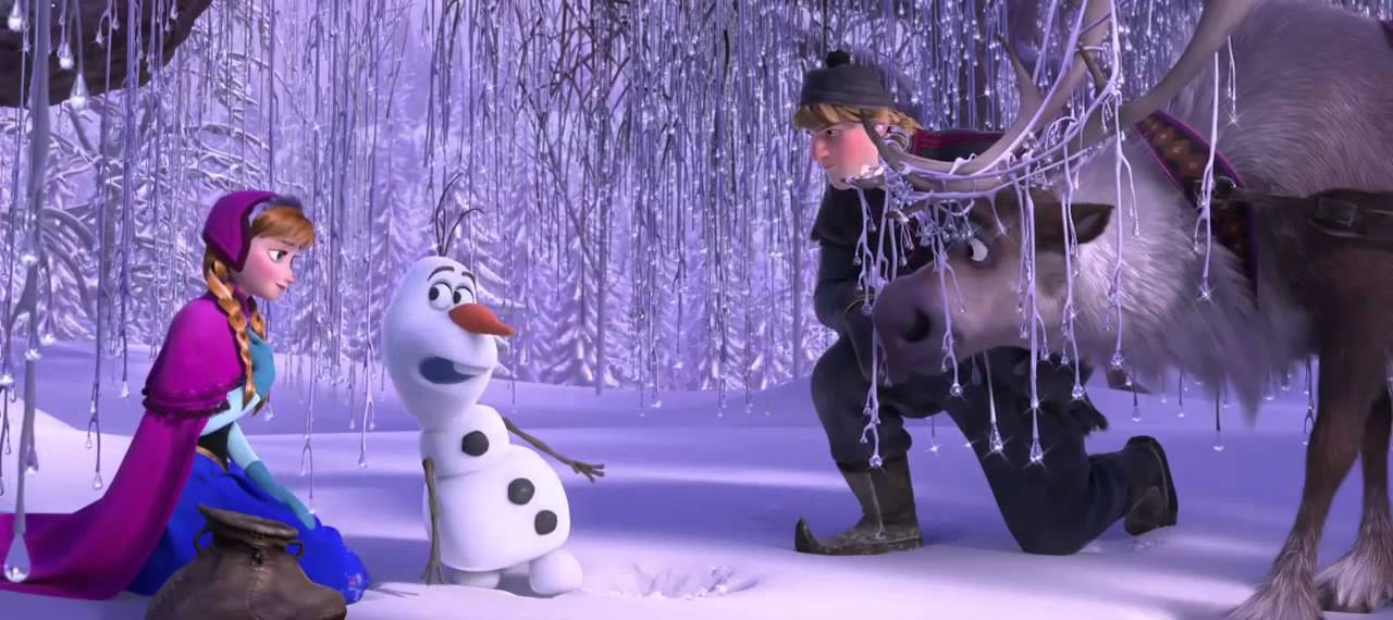 Disney Quot Frozen Quot Video Clips Full Compilation Youtube