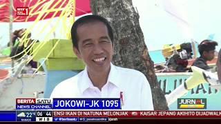 Wawancara Khusus dengan Jokowi di NTB