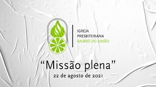 MISSÃO PLENA