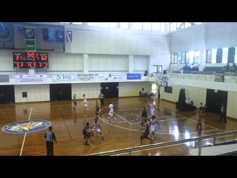Morgan Aiken, PG - Guam National Basketball #13