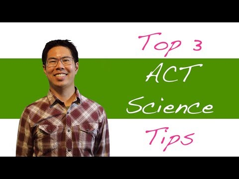 Best ACT Science Prep Strategies, Tips, and Tricks - 3 Steps