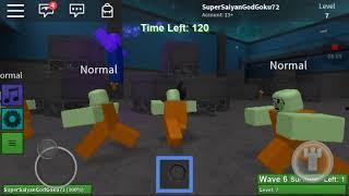 Roblox failed zombie rush