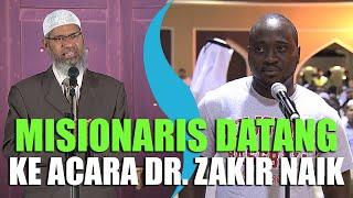 Pemuda Kristen Membantah Dr. Zakir Naik, Tapi Akhirnya Malah Masuk Islam
