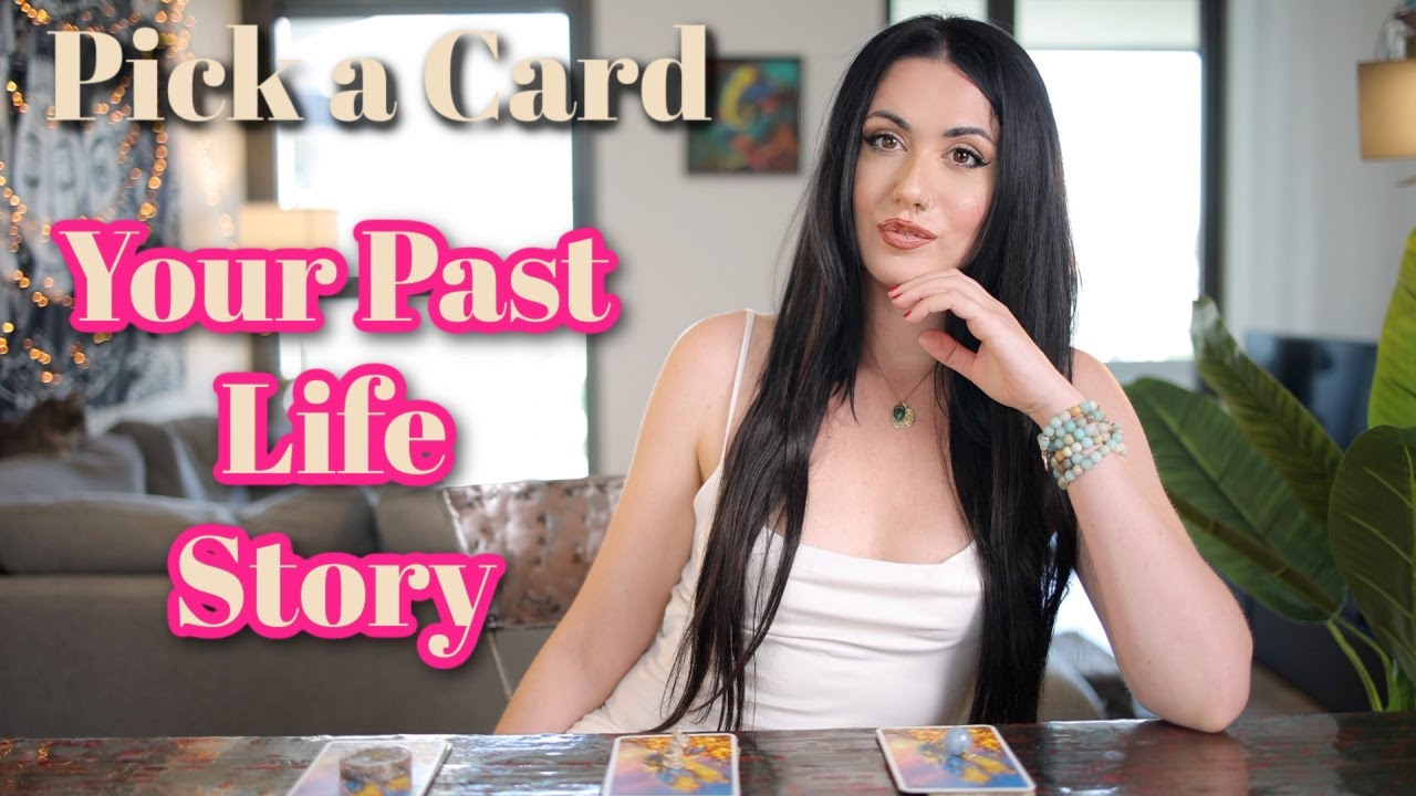 🌟PICK A CARD🌟:WHO you where in a PAST LIFE👁 ( Super Detailed past life reading)