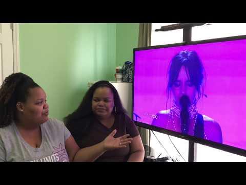 Camila Cabello - Never Be The Same Live On The Ellen Show   Reaction