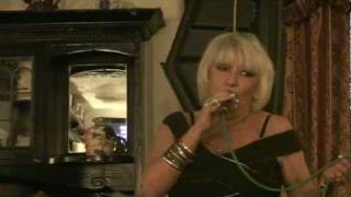 RHONA SINGS FREDDY FENDER & MAVERICKS - before the next tear drop--i should have been true (2).wmv