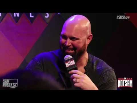 Luke Gallows- Vince McMahon forgetting he was Festus - Sam Roberts Live