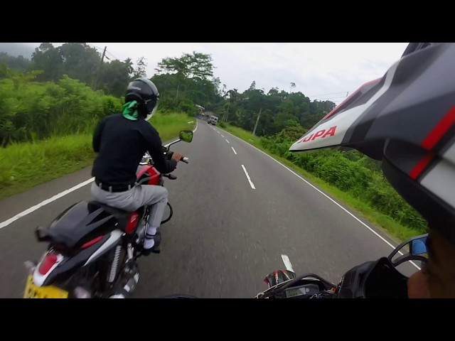 Yamaha WR250X Top speed - Kandy - TravelerBase - Traveling Tips ...