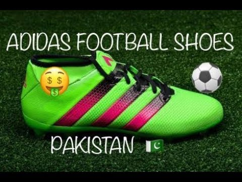 newest 5e432 144b4 Adidas Football shoes price in Pakistan
