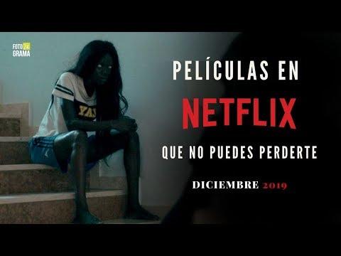 5 Películas Que NO Te Puedes PERDER En Netflix (Diciembre 2019) | Fotograma 24 Con David Arce