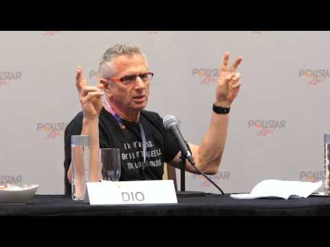 Scott Ross Talks Music Holograms w/Eyellusion CEO Jeff Pezzuti at Pollstar Live! 2017