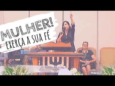 ADTAG Recanto  Adriane Medeiros: Mulher a fé em ti em tempo de crise