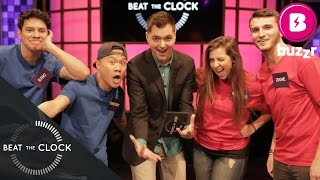 Timothy DeLaGhetto VS. The Gabbie Show - Beat The Clock