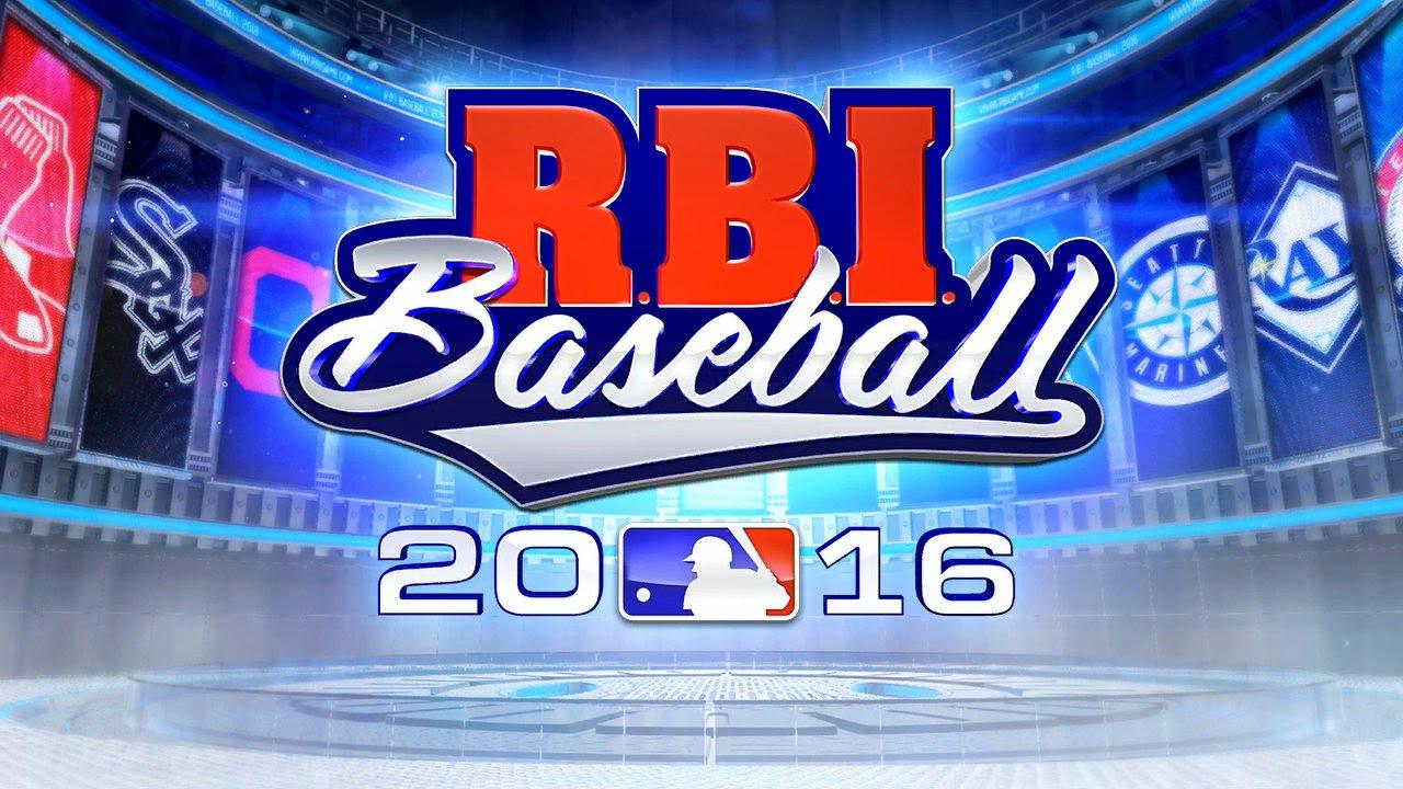 rbi baseball 2016 xbox one ps4 pc