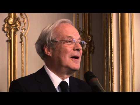 Discours DAVID DE ROTHSCHILD - Prix Marcel Dassault 2012