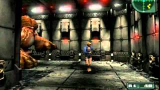 Parasite Eve 2 - Game Over