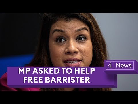 Tulip Siddiq: MP quizzed over abducted man in Bangladesh