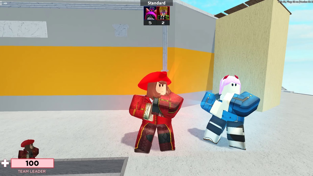 Zero Two but in roblox with pirate - YouTube