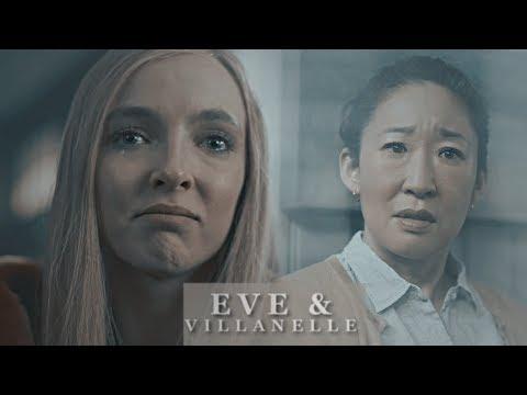 Eve & Villanelle   Make Me Feel Something [+2x07]