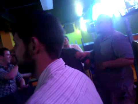 Impromptu Karaoke