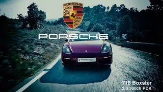 PORSCHE BOXTER 718 : concept Bstore voiture de prestige