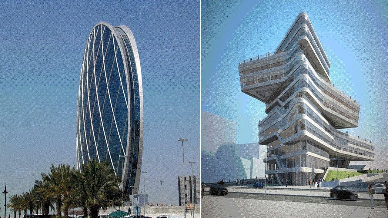maravillas impresionantes de la arquitectura moderna youtube