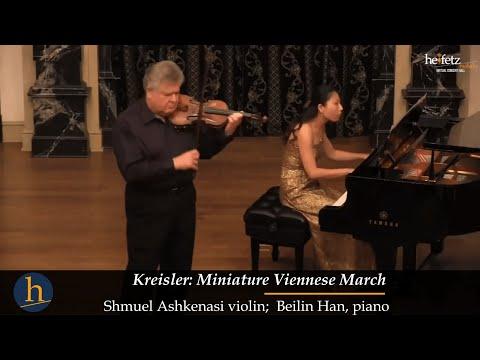 Heifetz 2012: Kreisler: