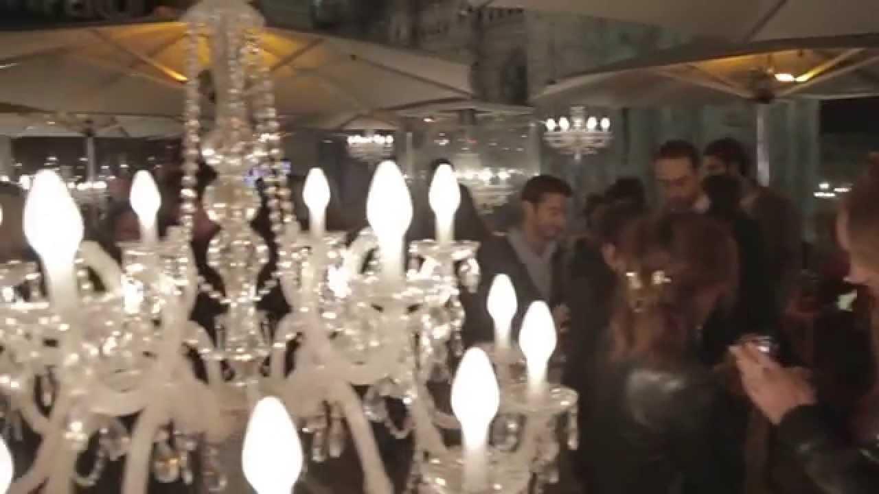 Drylight Masiero Terrazza Aperol Milan