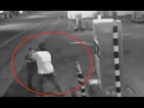 Kuliyapitiya filling station robbery