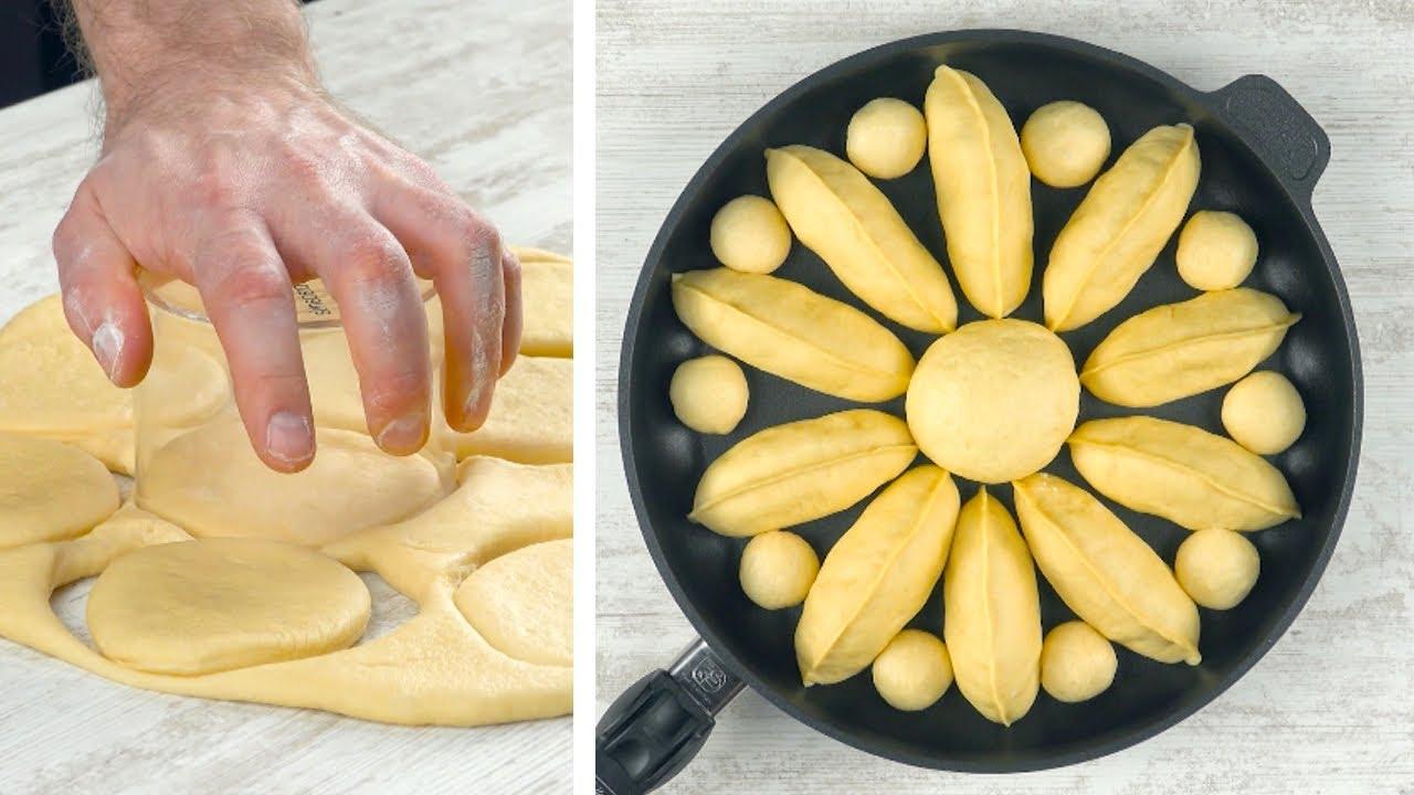 10 morceaux de pommes cuits se transforment en délicieuse pâtisserie après 30 minutes au four