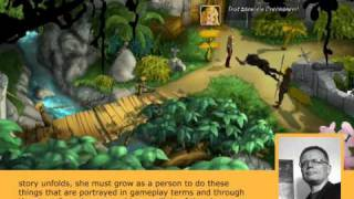So Blonde developer interview PC DS WII adventure trailer